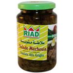 Salade poivrons Mechouia Riad